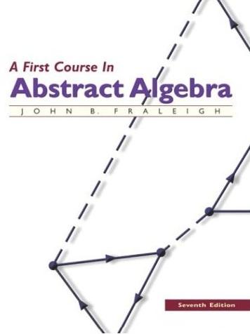 Abstract algebra notes pdf