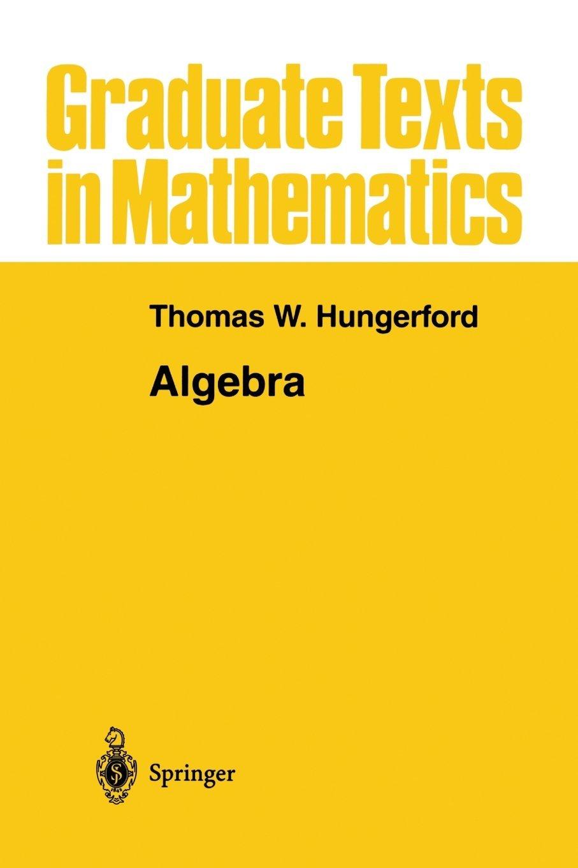 """Modern Algebra 1"" webpage"