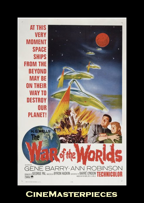 war of the worlds 1953 martian. images THE WAR OF THE WORLDS