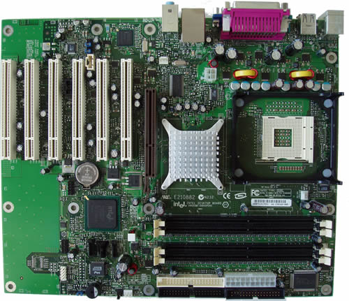 Motherboard Schematic Diagram: CSCI 2150 -- Motherboard Lab Instructions
